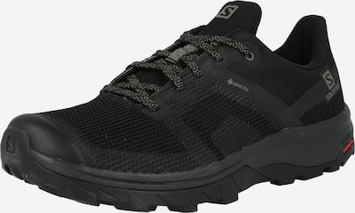SALOMON Chaussure basse en noir, Vue avec produit