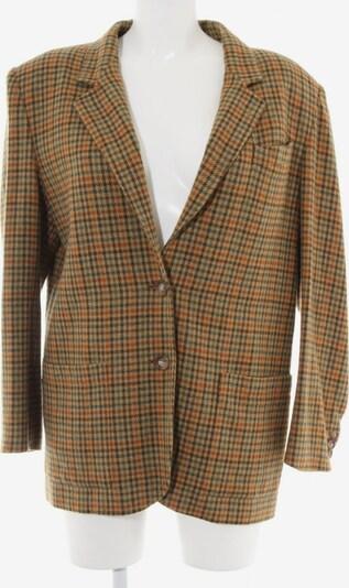 Henry Cotton's Woll-Blazer in XXL in nude / bronze / hellorange, Produktansicht