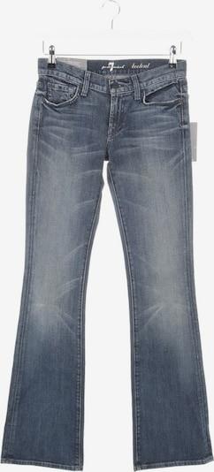 7 for all mankind Jeans in 26 in rauchblau, Produktansicht