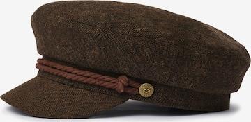 Brixton Cap i brun