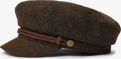 Brixton Gorra en marrón oscuro, Vista del producto