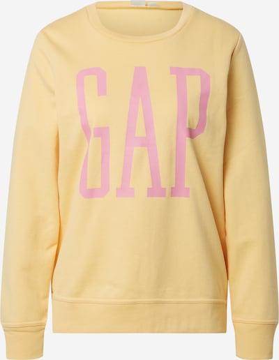 GAP Sweatshirt in gelb / rosa, Produktansicht