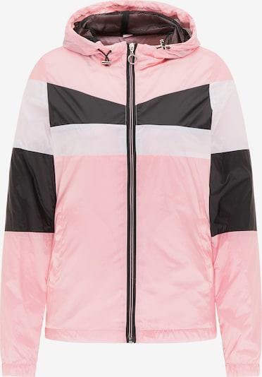 MYMO Jacke in rosa / schwarz / weiß, Produktansicht