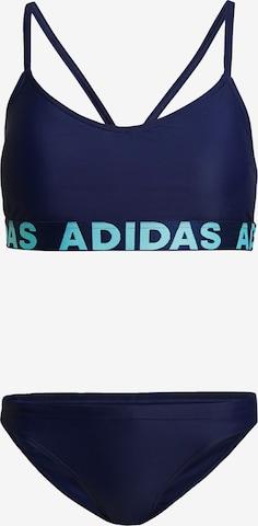 ADIDAS PERFORMANCE Spordibikiinid, värv sinine