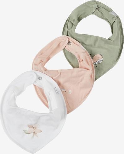 NAME IT Podbradak za bebe 'Yvette Feline' u kaki / miks boja / roza / bijela, Pregled proizvoda