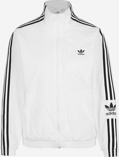 ADIDAS ORIGINALS Trainingsjacke 'Lock Up TT' in mint | ABOUT YOU