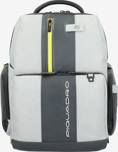 Piquadro Businessrucksack ' in gelb / grau / hellgrau, Produktansicht