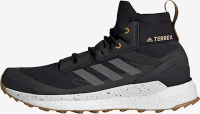 adidas Terrex Wanderschuh in grau / schwarz, Produktansicht