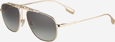 BURBERRY Gafas de sol 'DEAN' en oro / gris oscuro, Vista del producto