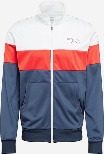 FILA Sportovní bunda 'JAIRUS' - námořnická modř / červená / bílá, Produkt