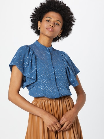 BRUUNS BAZAARBluza 'Marigold Ocatavia' - plava boja
