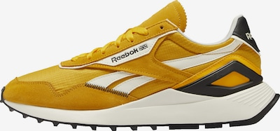 Reebok Classics Sneaker 'Legacy AZ' in goldgelb / schwarz / weiß, Produktansicht