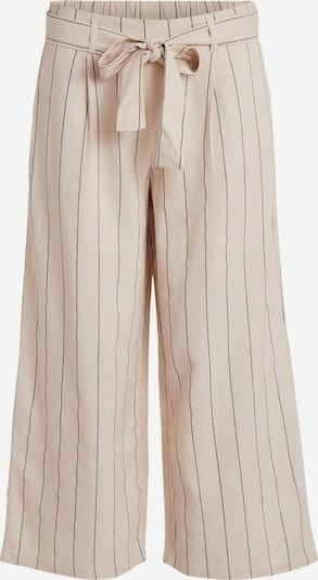 VILA Trousers in Beige / Grey, Item view