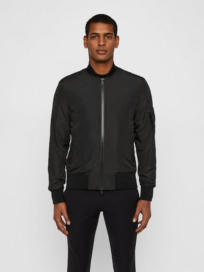 J.Lindeberg Jacke in schwarz, Modelansicht