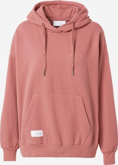 mazine Sweatshirt 'Willow' in altrosa / schwarz, Produktansicht