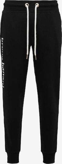 BRUNO BANANI Jogginghose in schwarz, Produktansicht