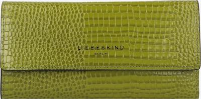 Liebeskind Berlin Portemonnee in de kleur Groen, Productweergave