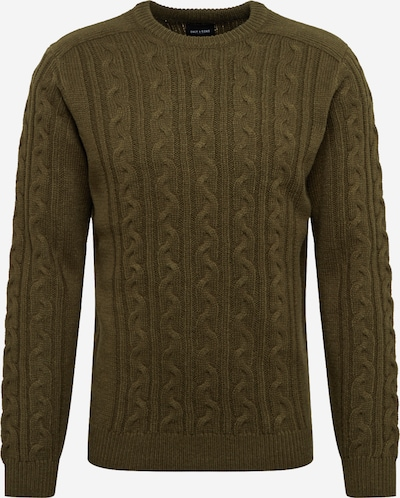 Only & Sons Pullover 'KEVIN 5' in oliv, Produktansicht