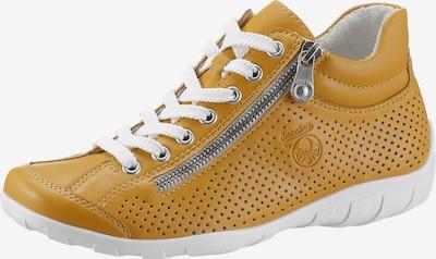 RIEKER RIEKER Sneaker in gelb, Produktansicht