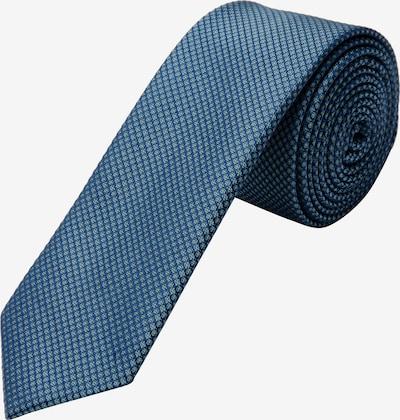 s.Oliver BLACK LABEL Krawatte in hellblau / gelb, Produktansicht