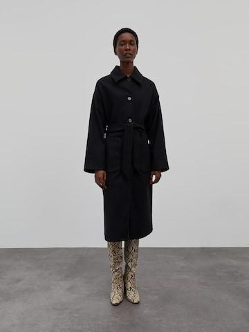 EDITED Between-Seasons Coat 'Tosca' in Black