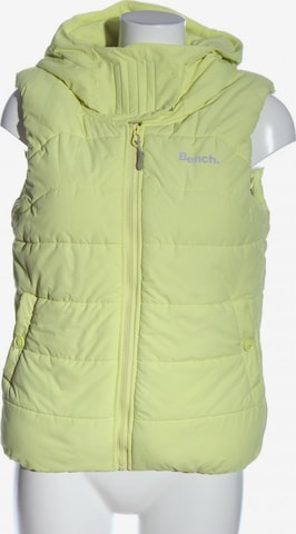 BENCH Vest in M in Yellow