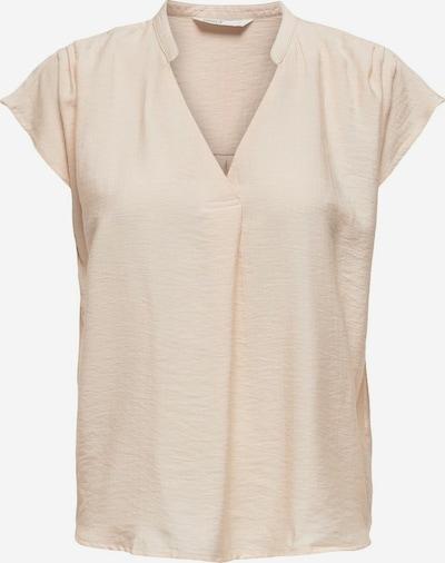 ONLY Bluse i beige, Produktvisning