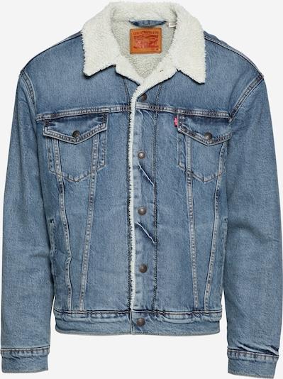 LEVI'S Přechodná bunda - modrá džínovina, Produkt