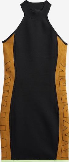 ADIDAS ORIGINALS Robe 'IVP KN LGO DRS' en orange clair / noir, Vue avec produit