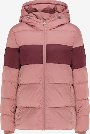 MYMO Winterjacke in rosa / bordeaux, Produktansicht