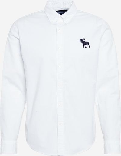 Abercrombie & Fitch Koszula w kolorze granatowy / białym, Podgląd produktu