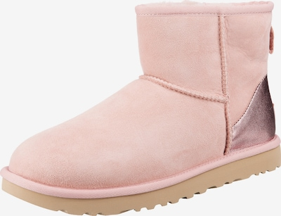 UGG Snowboots  'Classic Mini' in rosegold / rosa, Produktansicht