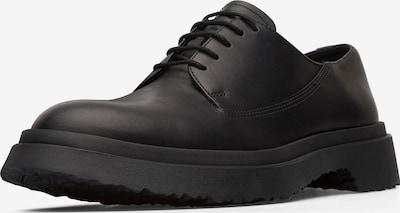 CAMPER Chaussure à lacets en noir, Vue avec produit