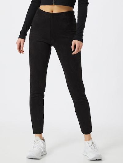 VERO MODA Leggings 'Rava' in schwarz, Modelansicht