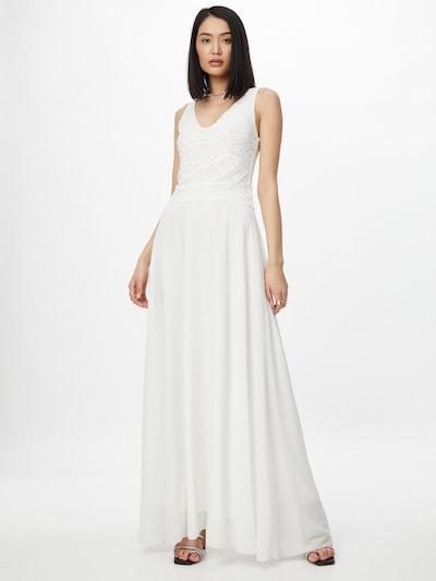WAL G. Kleid in weiß, Modelansicht