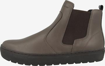 GEOX Boots 'Breeda' in Braun