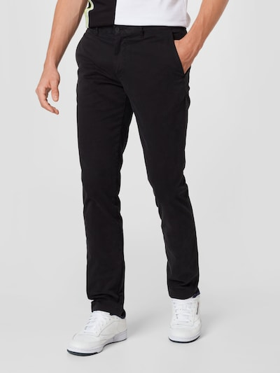 TOMMY HILFIGER Hose in schwarz, Modelansicht