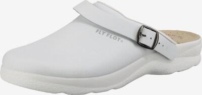 FLY FLOT Pantoffeln in weiß, Produktansicht