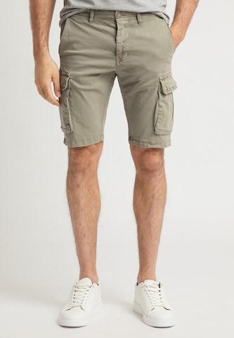 Pantalon cargo DreiMaster Vintage en vert