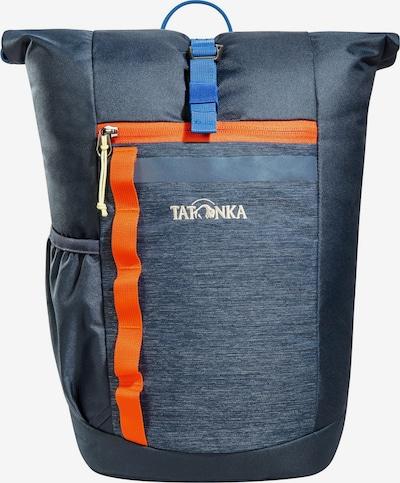 TATONKA Rugzak in de kleur Beige / Navy / Sinaasappel, Productweergave