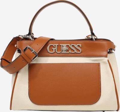 GUESS Handtasche in beige / karamell, Produktansicht