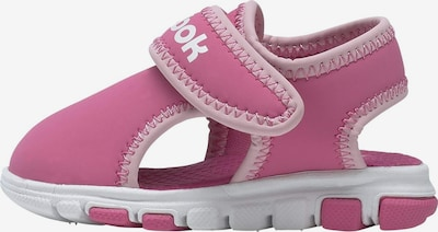 REEBOK Cipele za plažu/kupanje 'Wave Glider III' u roza / bijela, Pregled proizvoda
