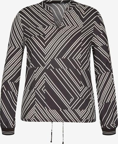 Lecomte Bluse in schwarz / weiß, Produktansicht