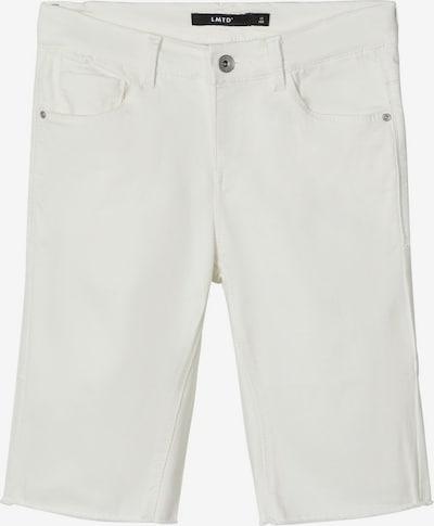 NAME IT Shorts in weiß, Produktansicht
