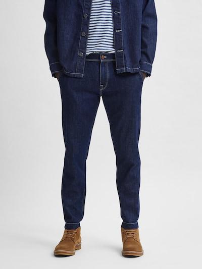 SELECTED HOMME Jeans 'Dean' in blue denim, Modelansicht