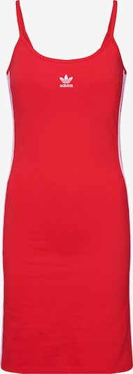 ADIDAS ORIGINALS Kleid in rot: Frontalansicht