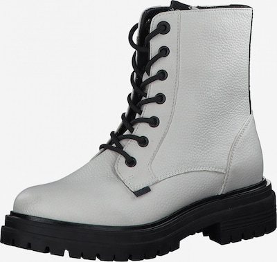 s.Oliver Lace-Up Ankle Boots in White, Item view