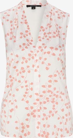 COMMA Top in pink / weiß, Produktansicht