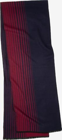 SEIDENSTICKER Schal ' Schwarze Rose ' in Rot