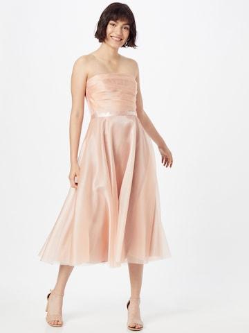 VM Vera Mont Cocktailmekko värissä vaaleanpunainen